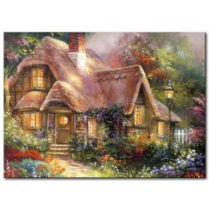 Ngôi Nhà Trong Vườn Hoa M1774