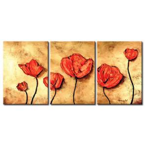 Những Cánh Hoa Poppy Khoe Sắc M0789
