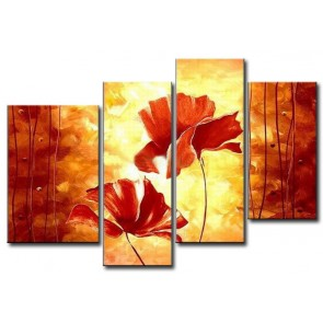 Những Cánh Hoa Poppy M1339