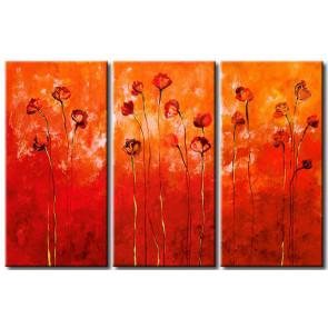 Những Cánh Hoa Poppy M0930