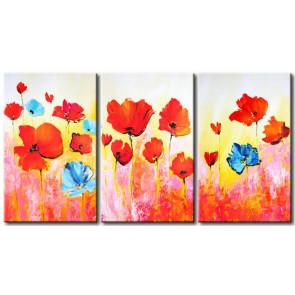 Sắc Hoa Poppy M0794