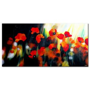 Sắc Hoa Poppy M0796