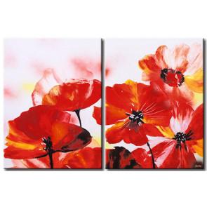 Sắc Hoa Poppy M0800