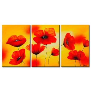 Sắc Hoa Poppy M0809