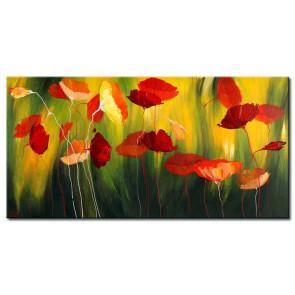 Sắc Hoa Poppy M0812