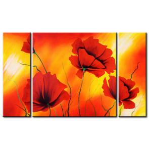 Sắc Hoa Poppy M0791