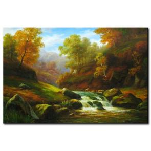 Suối Nước Trong Rừng M1120