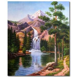 Thác Nước Trong Rừng M1181