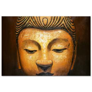 Tranh Mặt Phật M1608