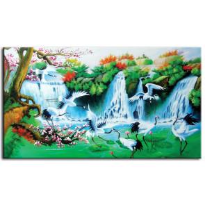 Lục Dã Thiên Hạc M0155