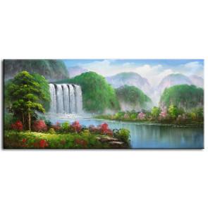 Phong Cảnh Thác Nước M0169