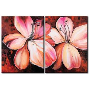 Hoa Ly Khoe Sắc M0486
