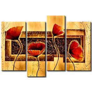 Poppy Hoa Khoe Sắc M0728