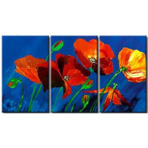 Sắc Hoa Poppy M0750