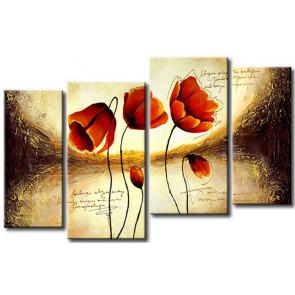 Những Bông Hoa Poppy Khoe Sắc M0769