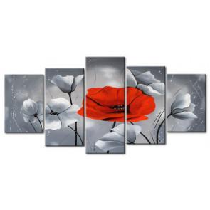 Sắc Hoa Poppy M0773