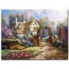 Ngôi Nhà Trong Vườn Hoa M1839