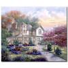 Ngôi Nhà Trong Vườn Hoa M1862