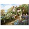 Ngôi Nhà Trong Vườn Hoa M1865