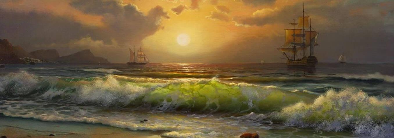 Tranh sơn dầu chất lượng cao